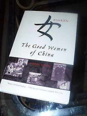 The Good Women of China: Hidden Voices by Xinran (Hardback, 2002)