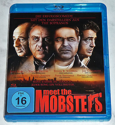 Blu Ray: Meet the Mobsters