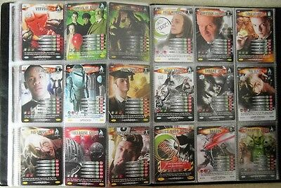 3 Dr Who Battles In Time Trading Cards Common/Rare/Super Rare (Pick Your Own)