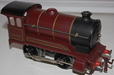 Hornby O Gauge 501 Locomotive In Lms Livery Non Working