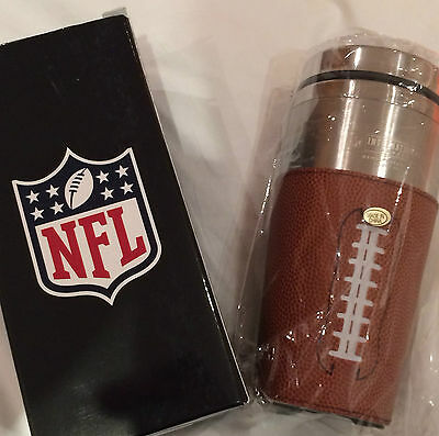 BN NFL International Series Wembley 30 October 2016 Steel Football Mug/Flask