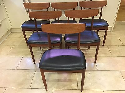 E GOMME GPLAN CHAIRS 1960 Danish Design