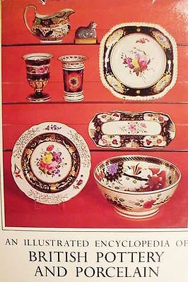 1700=__BRITISH__POTTERY__=1900 __PORCELAIN___Illustrated _COLOR_PHOTOS_390_PAGES