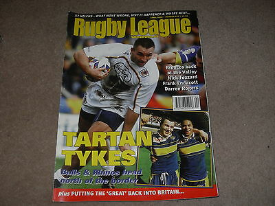 Rugby League World Magazine - April 2000 - Number 229