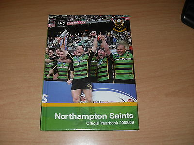 Northampton Saints Official Yearbook 2008/09