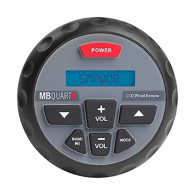 MB-Quart GMRWDR Wired Remote Control With Display For GMR-2 Stereo