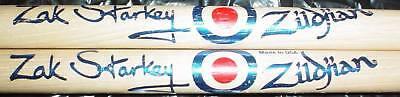 2 The WHO Signature DRUMSTICKS Concert Tour DRUM STICKS Oasis Ringo Starr Band