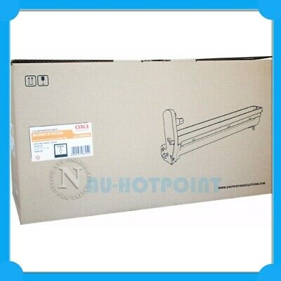 OKI Genuine 44064036 BLACK Drum Unit for C810/C810n/C810dn/C830/MC860 (20K Pgs)