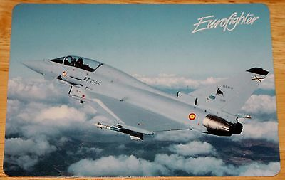 Glossy Eurofighter Typhoon Spanish Air Force Sticker