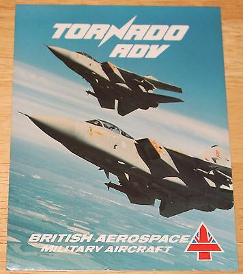 Glossy RAF Royal Air Force Tornado ADV British Aerospace Sticker