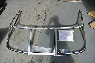 Rinker 206 Captiva Boat Curved Glass Walk Through Windshield