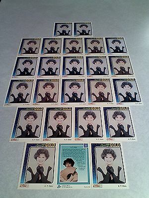 *****K.T. Oslin*****  Lot of 24 cards