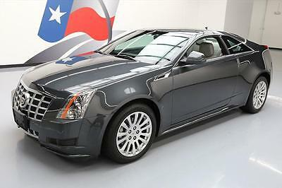 2014 Cadillac CTS Base Coupe 2-Door 2014 CADILLAC CTS4 AWD 3.6 COUPE AUTO BOSE AUDIO 23K MI #118349 Texas Direct
