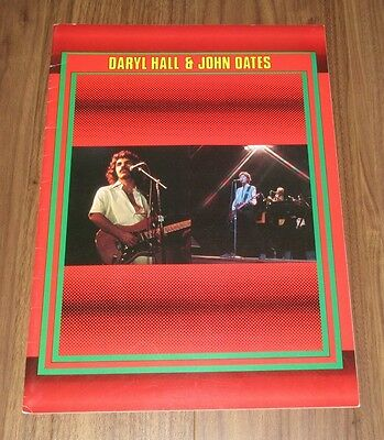 Daryl Hall & John Oates JAPAN February 1980 tour book MORE IN STOCK/MORE LISTED!