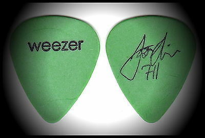Weezer Scott Shriner Guitar Pick