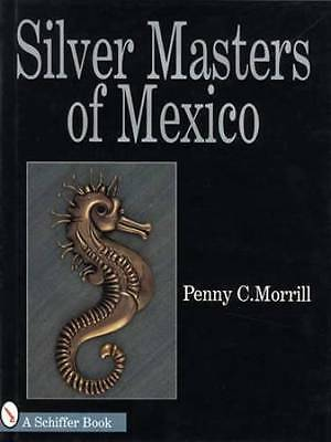 Mexican Artisan Silversmith Jewelry Collector Reference Hector Haguilar & Others