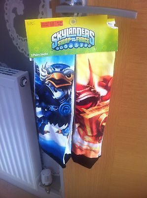 Sky lander Socks From Marks And Spencers