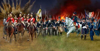 Revell 02450 - 1/72 Battle Of Waterloo 1815 (200 Years) - Neu