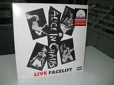 Alice In Chains Lp Live Facelift Rsd 2016
