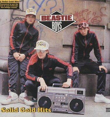 THE BEASTIE BOYS Solid Gold Hits 2 x Vinyl LP 2005 (15 Tracks) NEW & SEALED