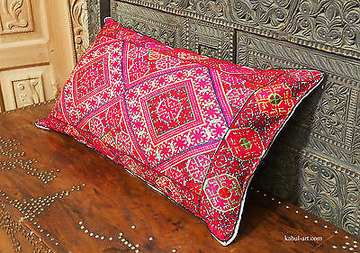 antik orient sitzkissen bodenkissen Pulkari Kissen Swat valley cushion pillow N3