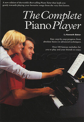 The Complete Piano Player Sheet Music Book Compact Omnibus Edition Books 1-5