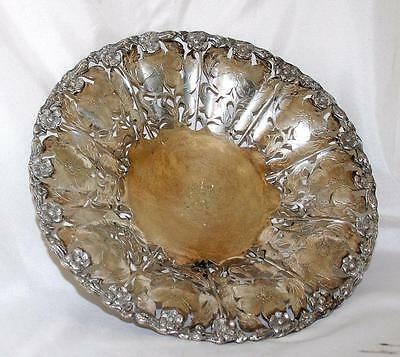 Danish Antique Sterling Silver Bowl Harald Krogh Denmark circa 1920s