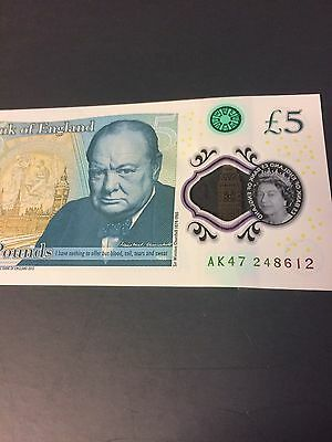 ak47 five pound note