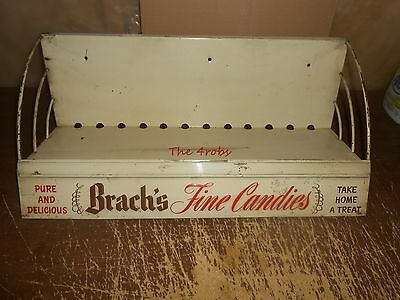 Vintage 1950s Brachs Candy Metal Display Rack