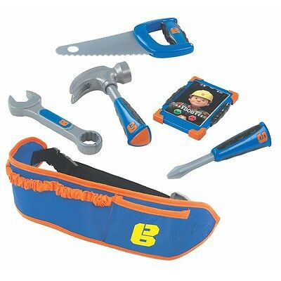 Bob the Builder - Tool Belt with four Tools & Smartphone