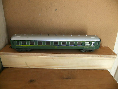 HO Pullman Carriage Green 4787, not boxed