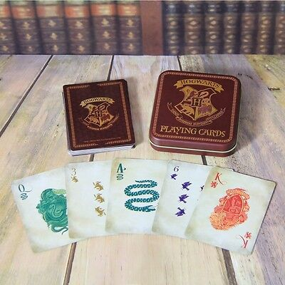 Harry Potter Hogwarts Playing Cards - Party Christmas Stocking Filler - PP3214HP