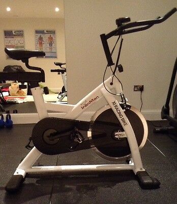 IronMan Fitness XI Indoor Cycling Exercise Bike