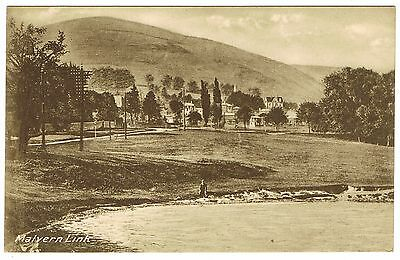 2 Early Postcards - Malvern Link - Worcestershire