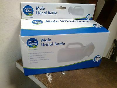Active Living Male Urinal Bottle - (R3)