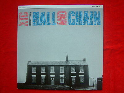 "XTC- Ball And Chain UK 7"" 45 EP on Virgin from 1982 Paper Label"