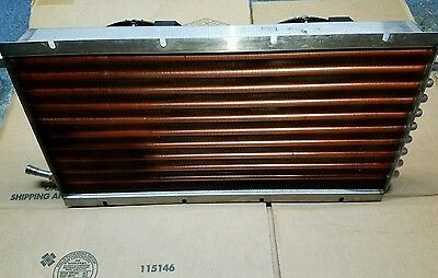 Lytron heat exchanger 4220G10AN used on Accuray Tomotherapy