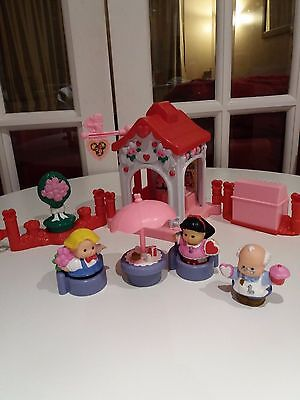 Fisher Price Little People Sweet Valentine Bakery - Café