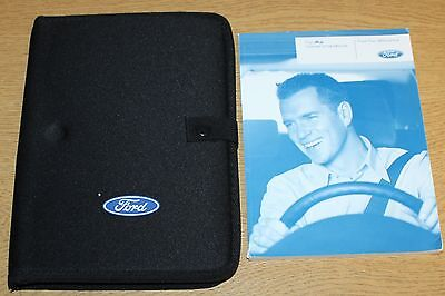 Ford Ka And Ford Sportka Handbook Owners Manual Wallet 1996-2008 Pack 4064