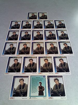 *****Randy Travis*****  Lot of 24 cards