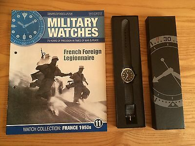 Eaglemoss Military Watches - Edition 11 French Foreign Legionnaire