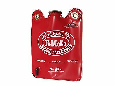 1961-1965  Falcon Windshield Washer Bag (Red)