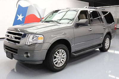 2012 Ford Expedition King Ranch Sport Utility 4-Door 2012 FORD EXPEDITION XLT 8-PASS LEATHER ALLOYS 53K MI #F59598 Texas Direct Auto