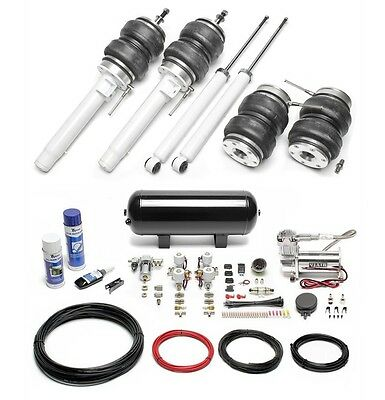 TA TECHNIX Air-Ride Air suspension incl. compressor-Kit - BMW 3 Series E46