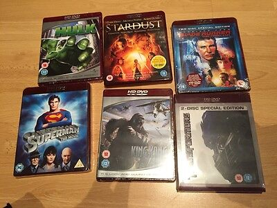 Hd dvds movies