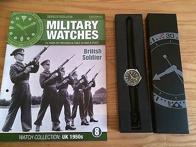 Eaglemoss Military Watches - Edition 8 British Soldier