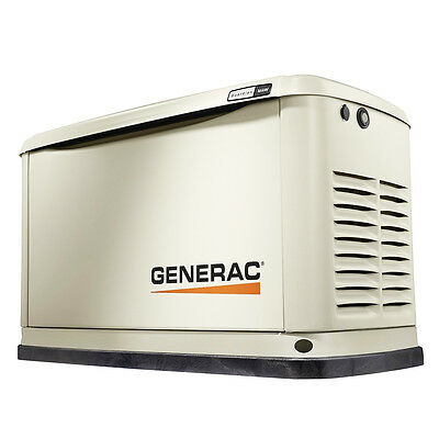 Generac 7035 16kW G-Force Air-Cooled Standby Back-up Power Generator