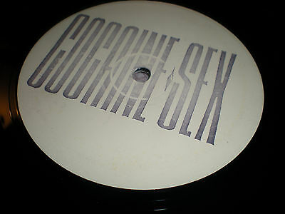 Sound Wave Renegade Cocaine Sex 140g Vinyl lp