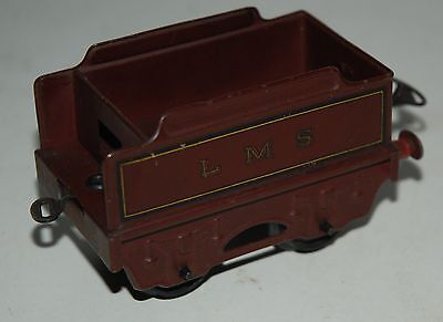 Hornby Series O Gauge Type 501 Tender In Lms Red Livery