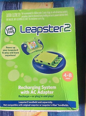 Leapster 2 Recharging System B.n.